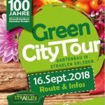 Ankündigung Green City Tour