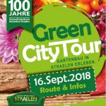 Ankündigung Green City Tour